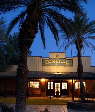 Furnace Creek General Store exterior
