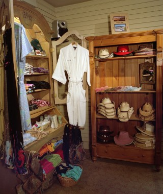 Furnace Creek gift shop display