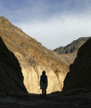 Death Valley Mosaic Canyon