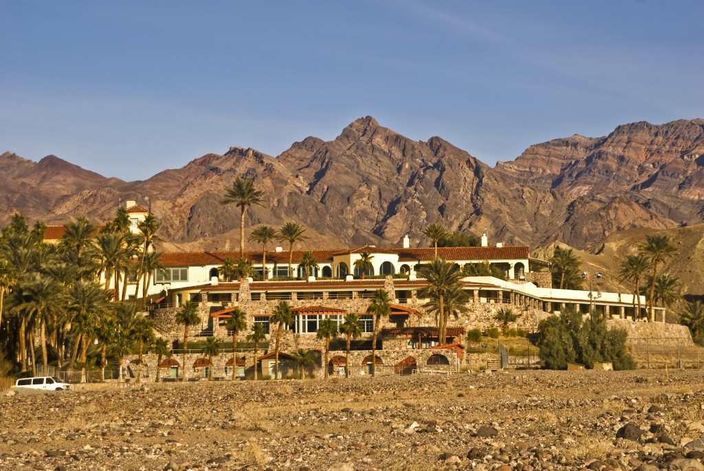 The Inn At Furnace Creek Restaurant Death Valley Ca