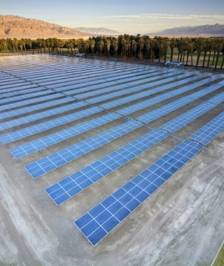 Furnace Creek Solar Facility