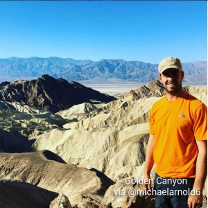 Hike Death Valley