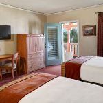Deluxe Double Room at The Inn at Death Valley
